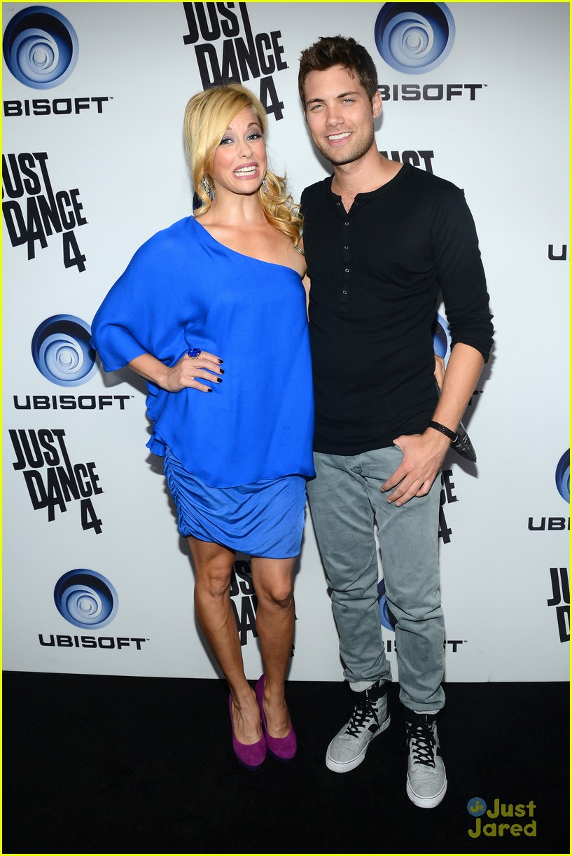 amy paffrath drew seeley just dance 04