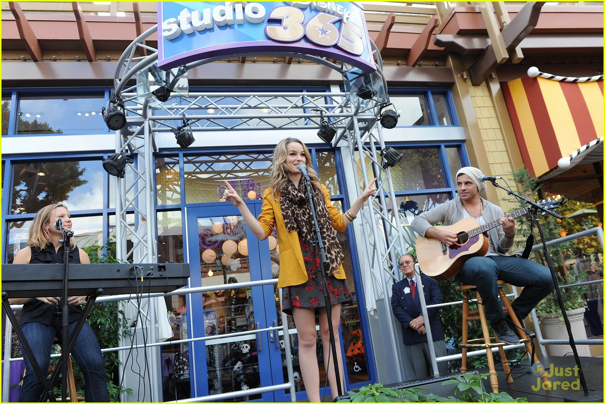 bridgit mendler downtown disney 03