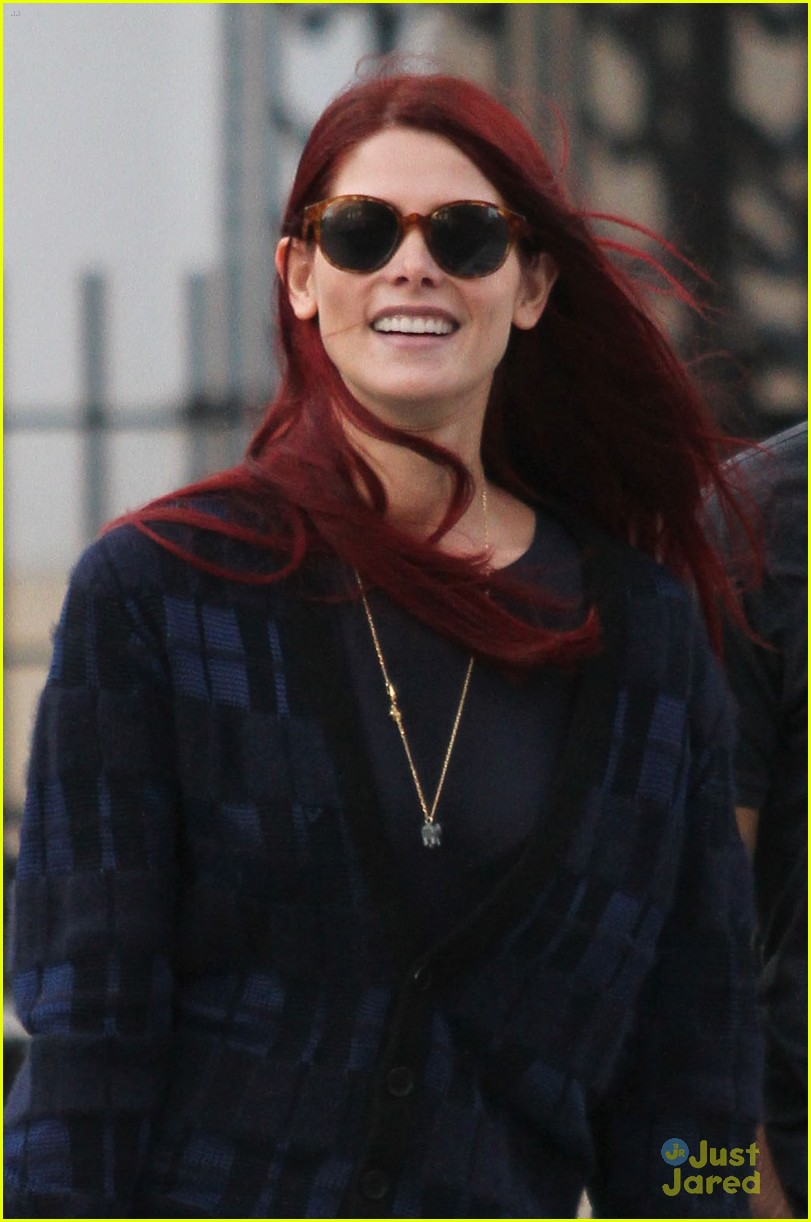 ashley greene red hair 01