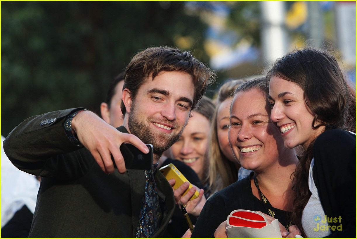 robert pattinson bd premiere sydney 17