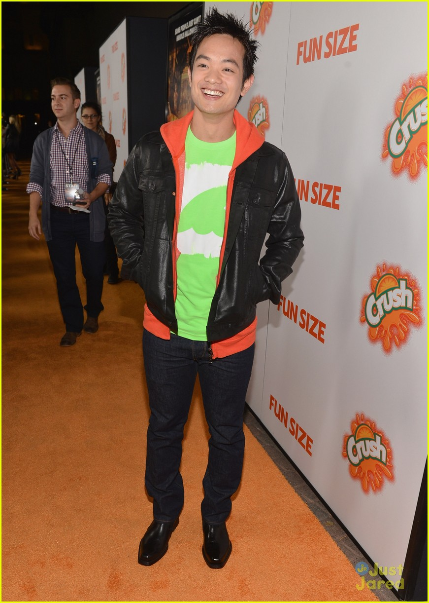 thomas mann osric jackson fun size premiere 14