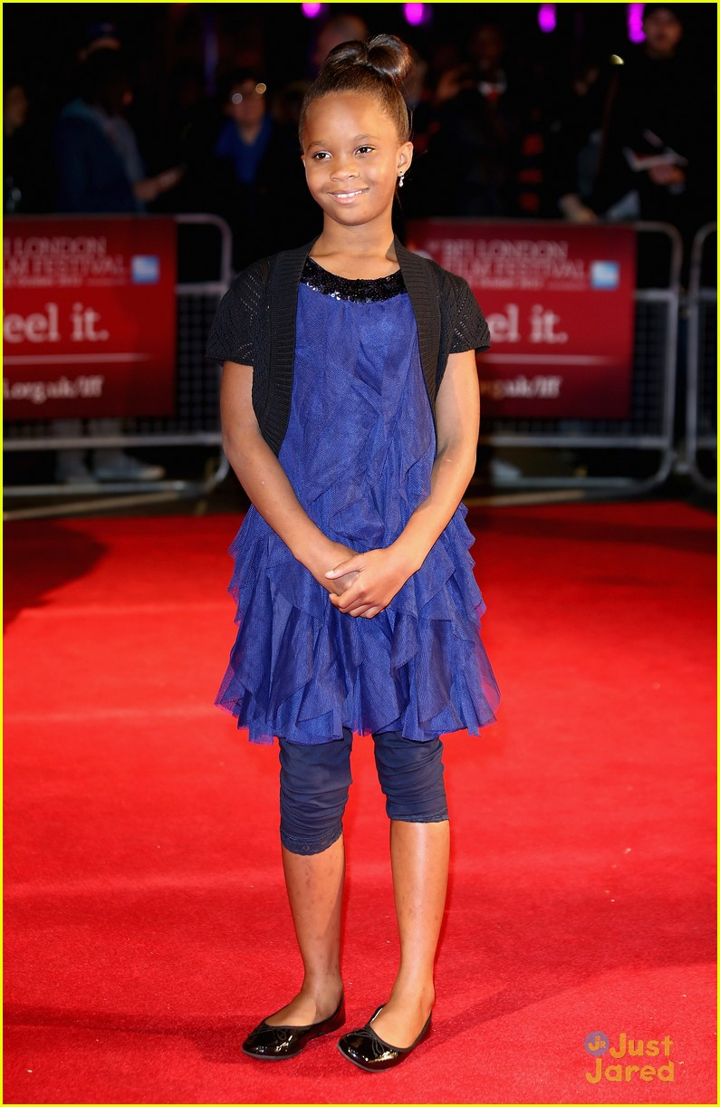 quvenzhane wallis beasts of the southern wild london premiere 07