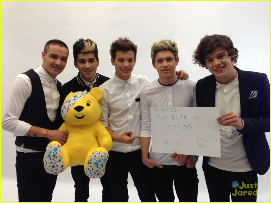one direction children need event 01