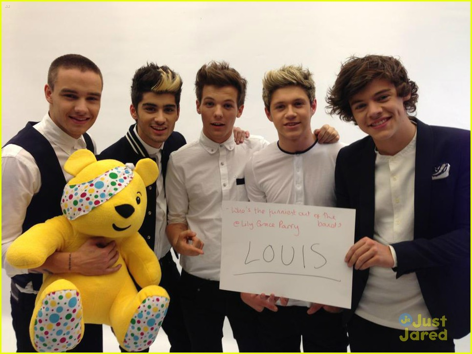 one direction children need event 02