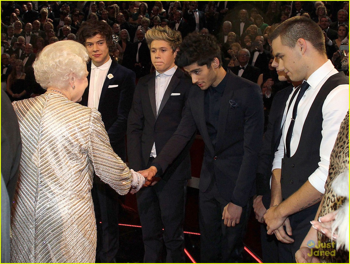 one direction queen variety show 02