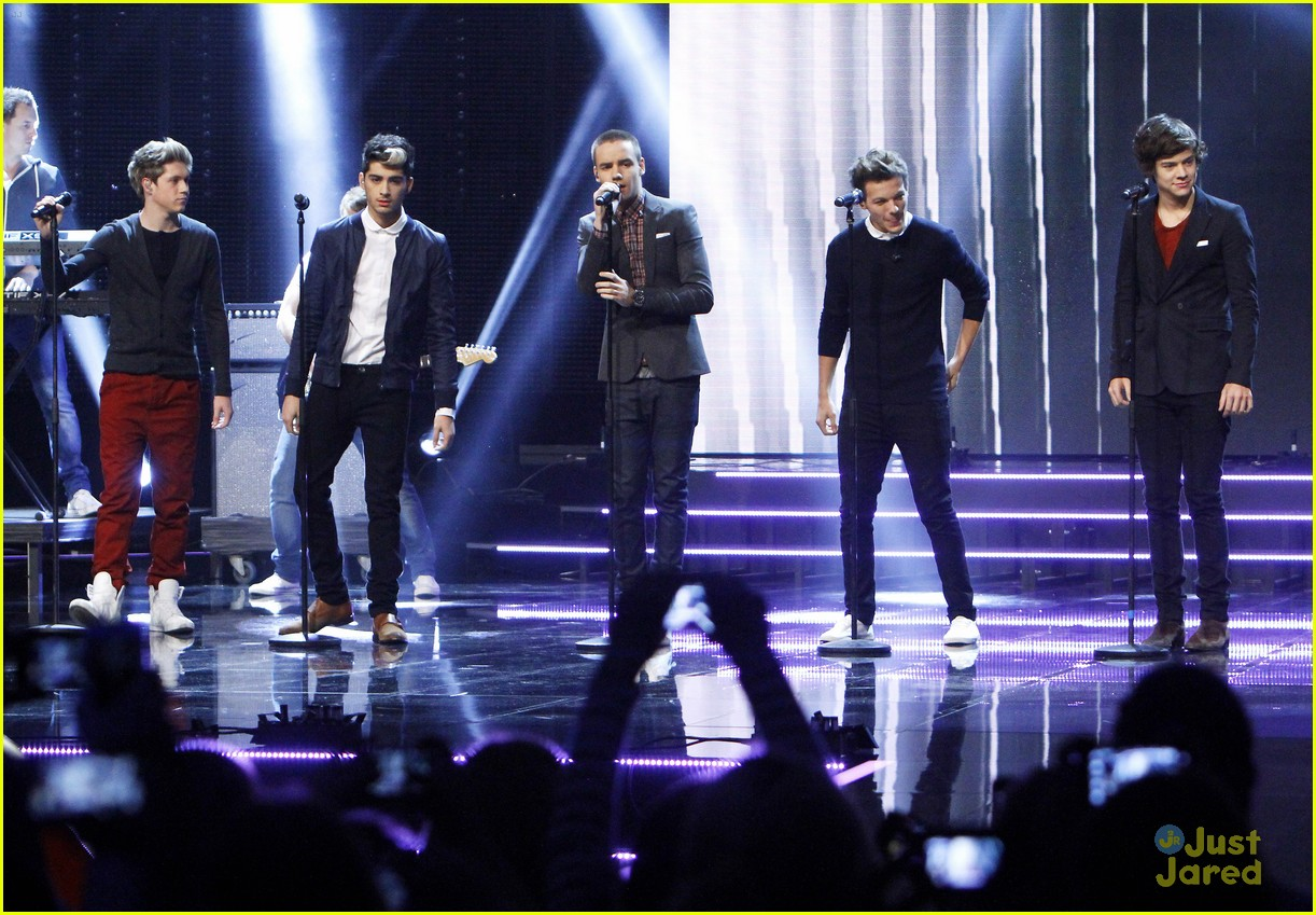 one direction sweden x factor 04
