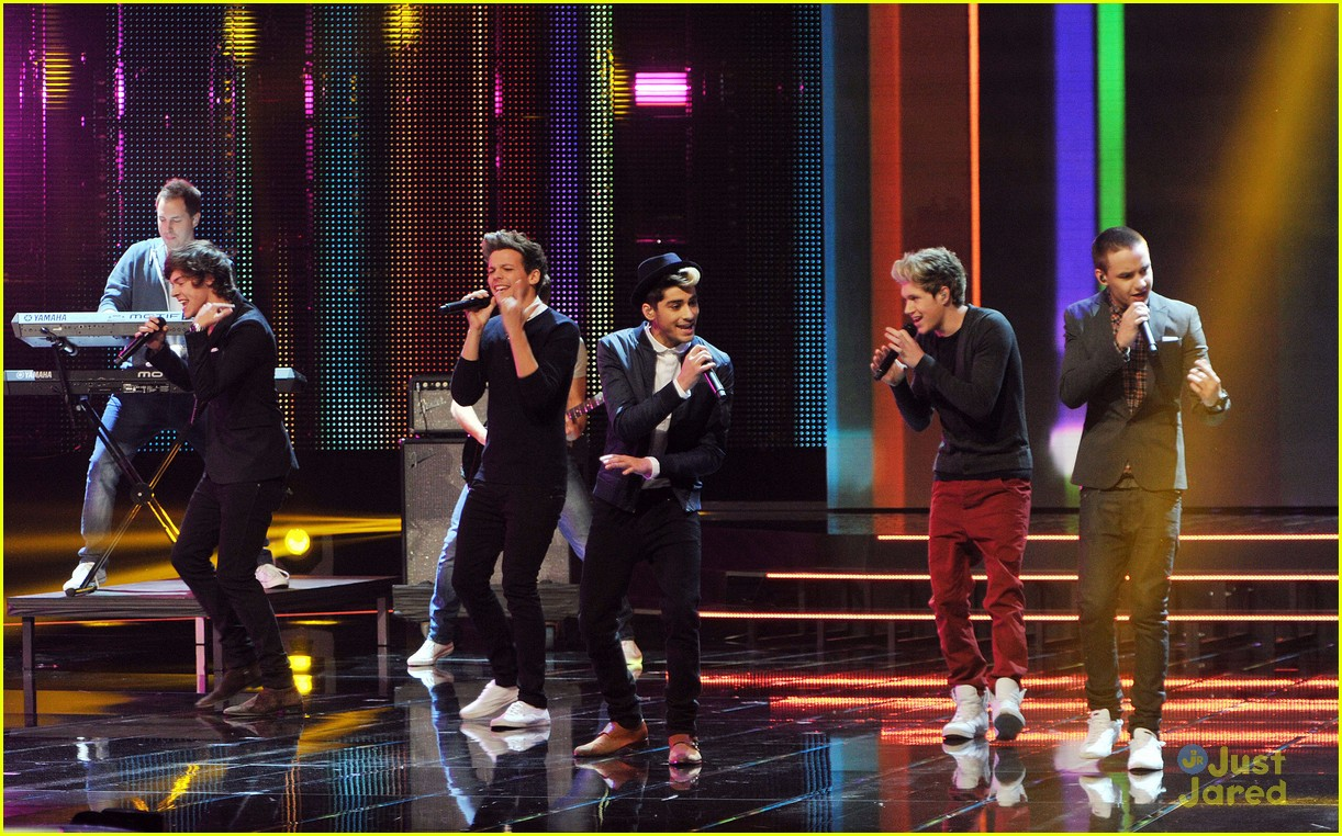 one direction sweden x factor 05