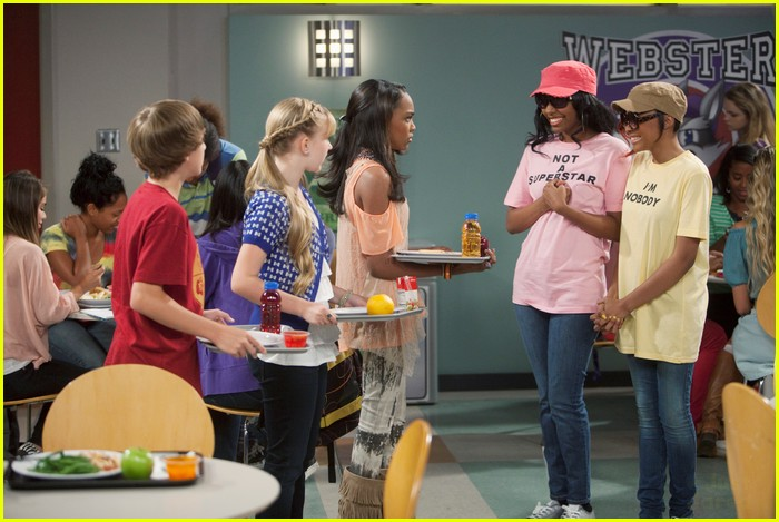 sierra lauryn china mcclain ants 07
