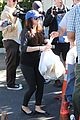 Ariel-frozen ariel winter farmers market 02