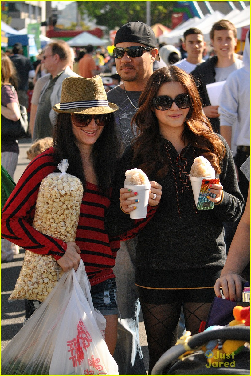 ariel winter snow cones 01