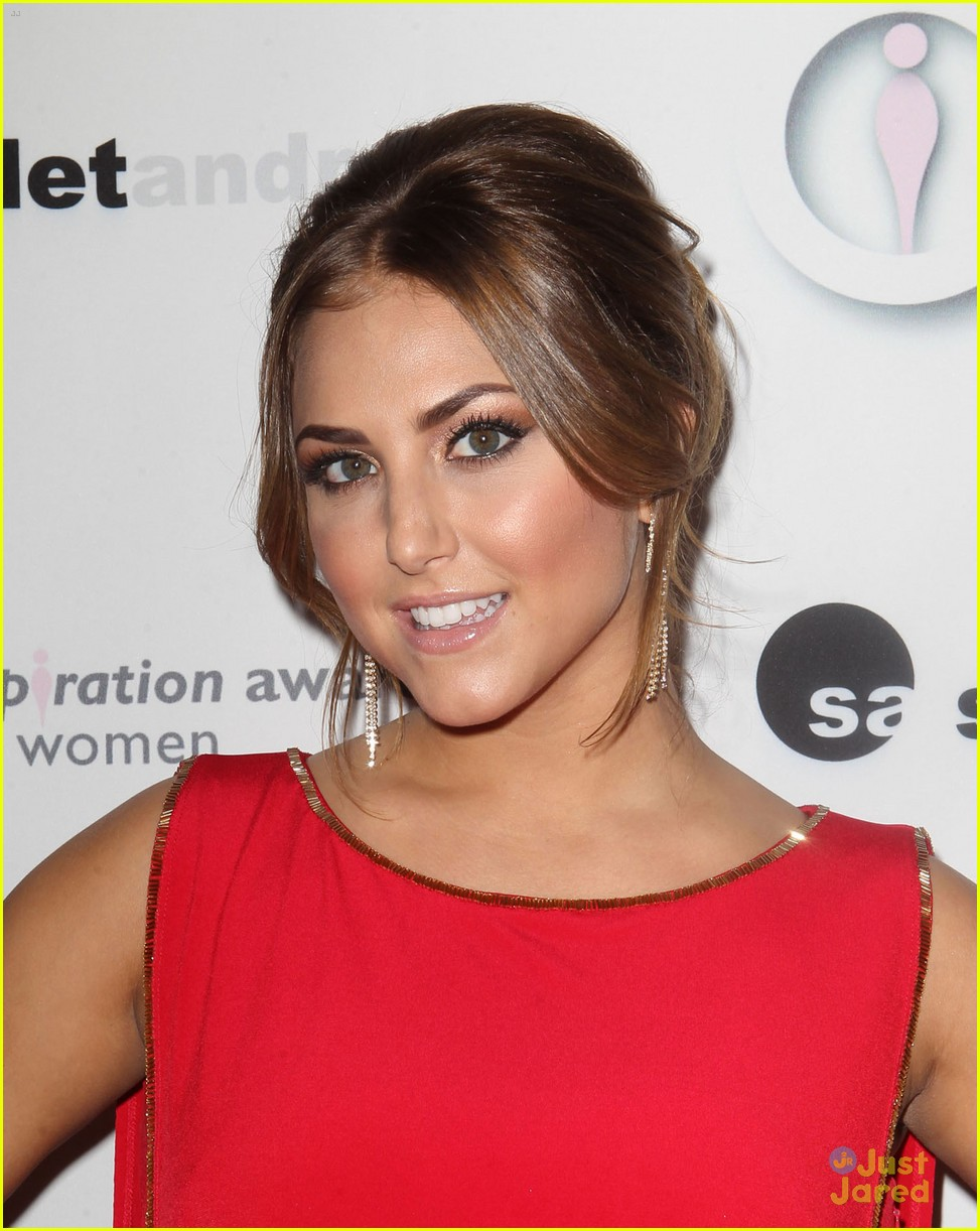 cassie scerbo inspiration awards 07