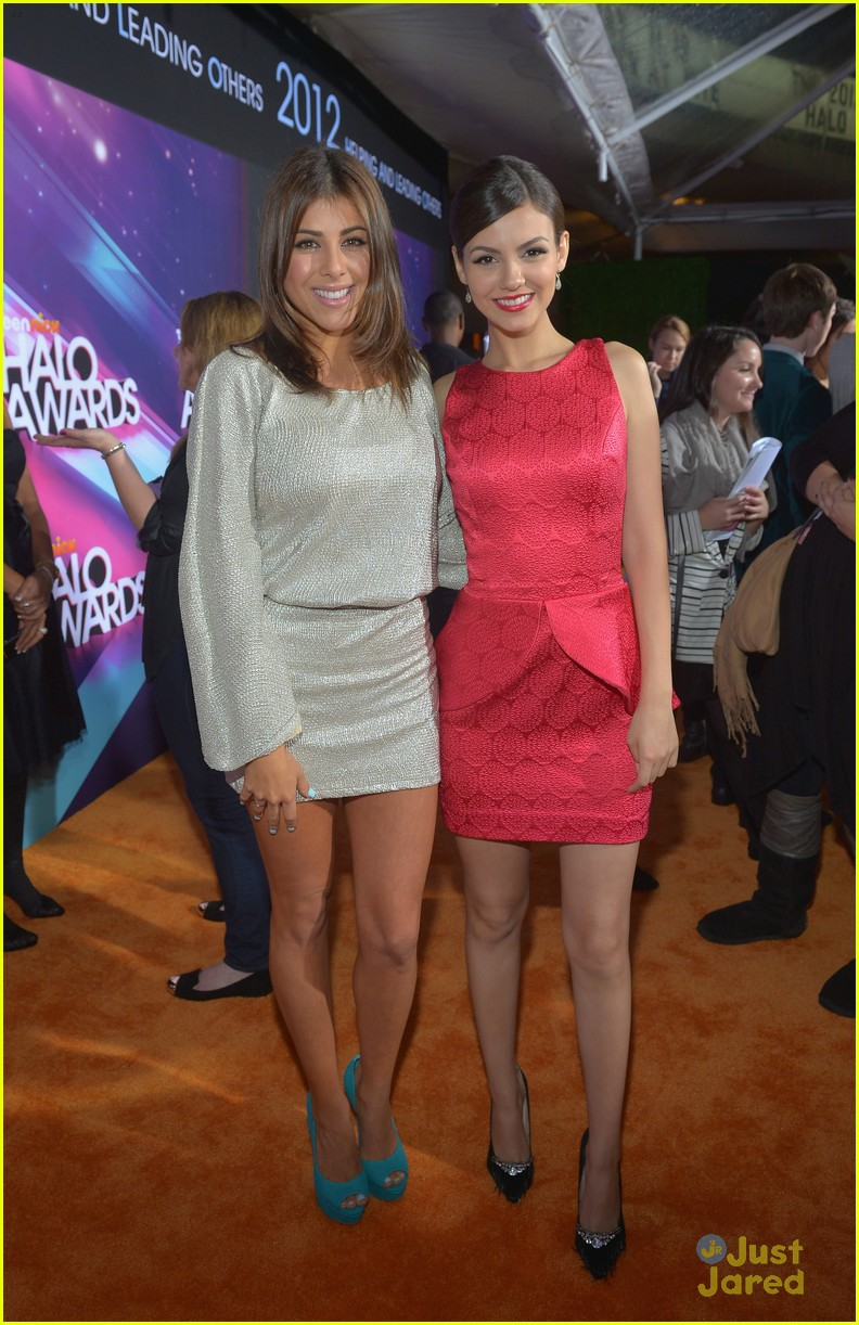 daniella monet halo awards 10