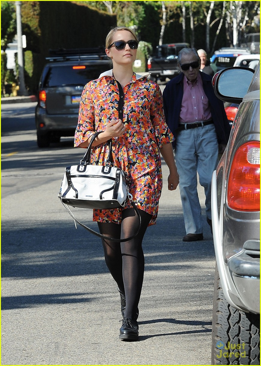 dianna agron vote sticker 17