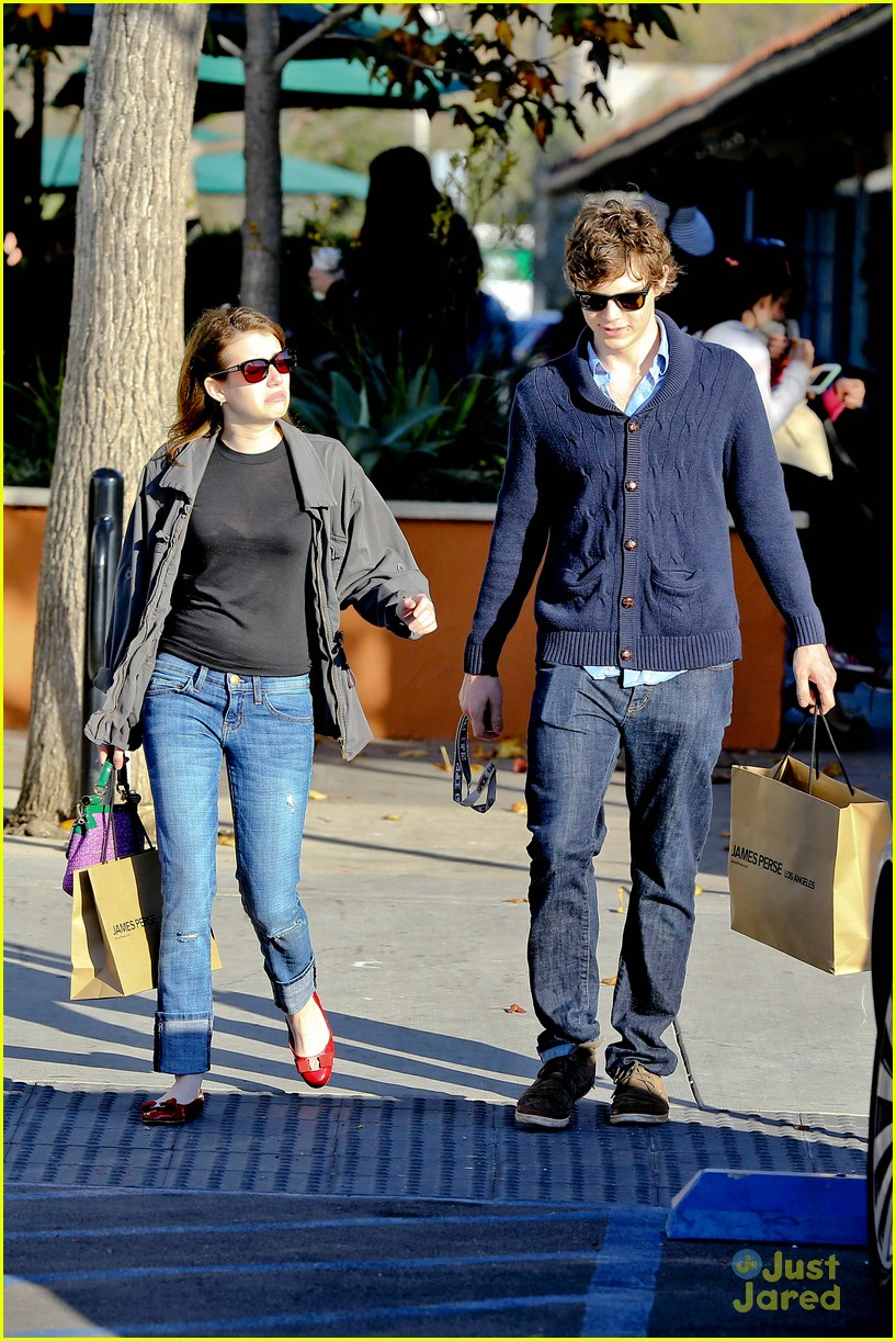 emma roberts evan peters black friday 15