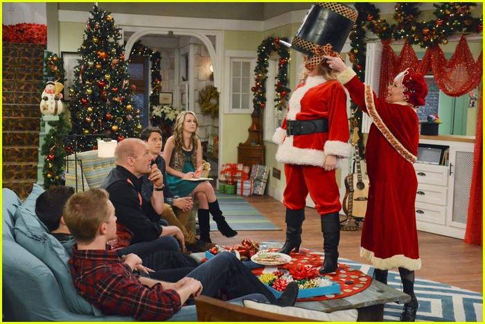 good luck charlie christmas 13