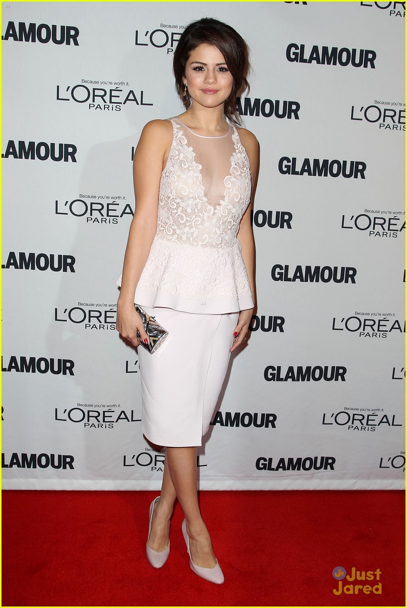 selena gomez glamour event nyc 02