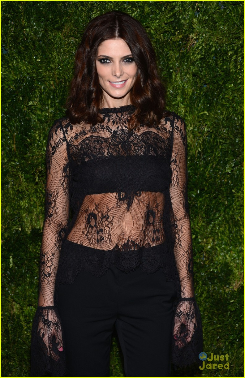 ashley greene cfda fashion fund awards 06