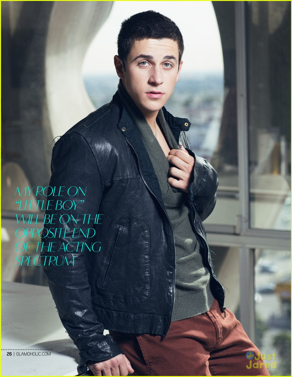 david henrie glamoholic nov 12 06