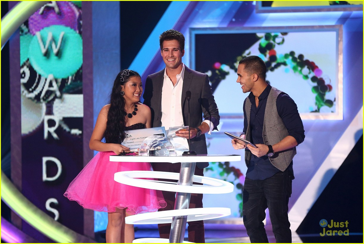 james maslow carlos pena halo awards 05