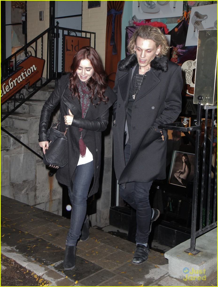 lily collins jamie campbell bower gallery viewing date 03