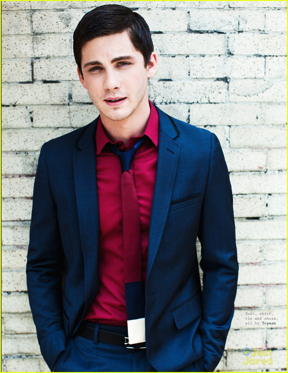 logan lerman visual tales 10