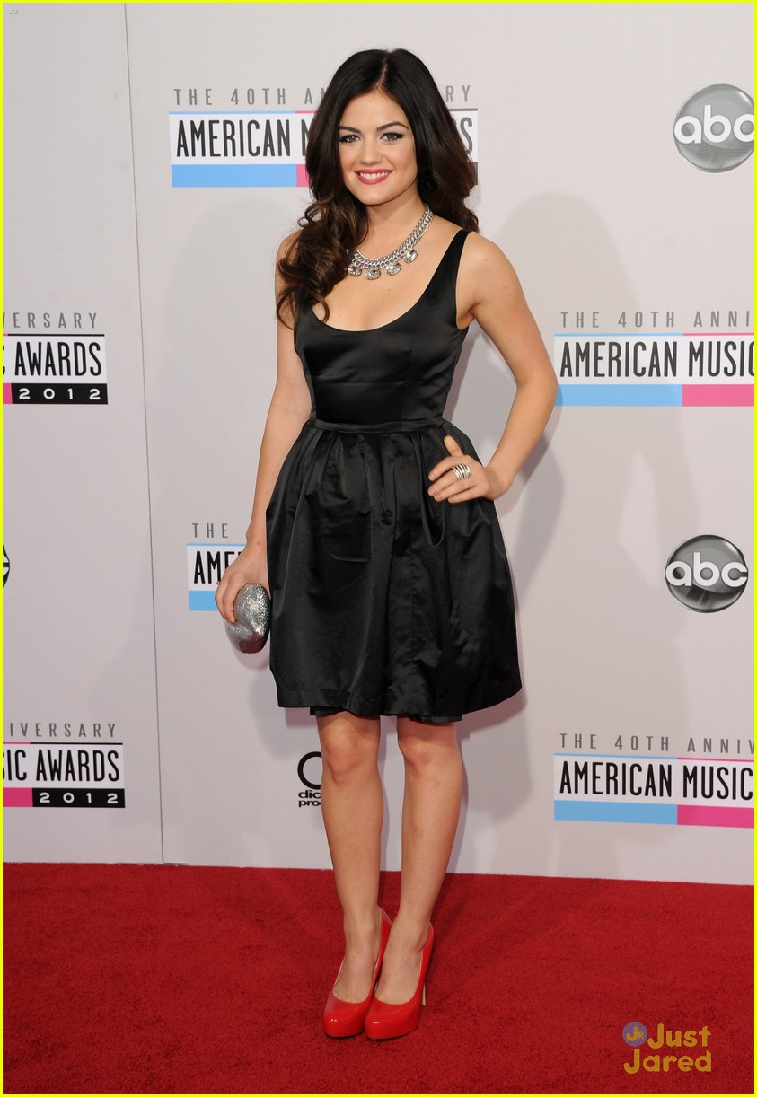 lucy hale amas halo awards 02