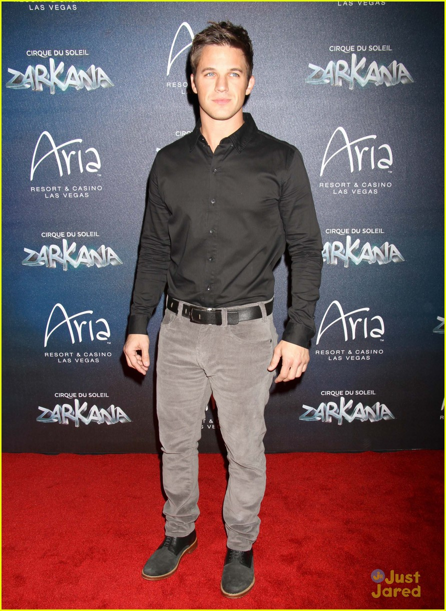 matt lanter harry shum jr zarkana 08