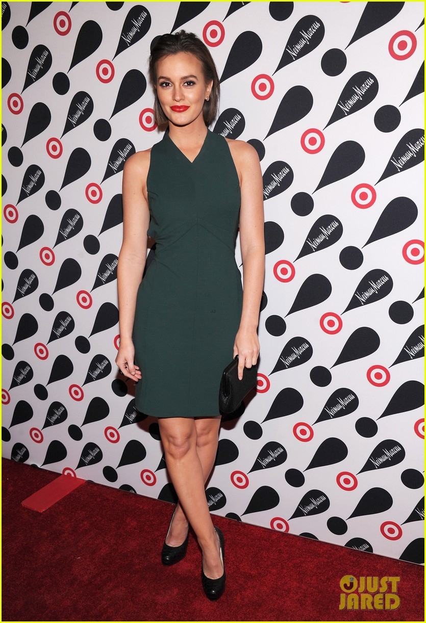 leighton meester target event 13