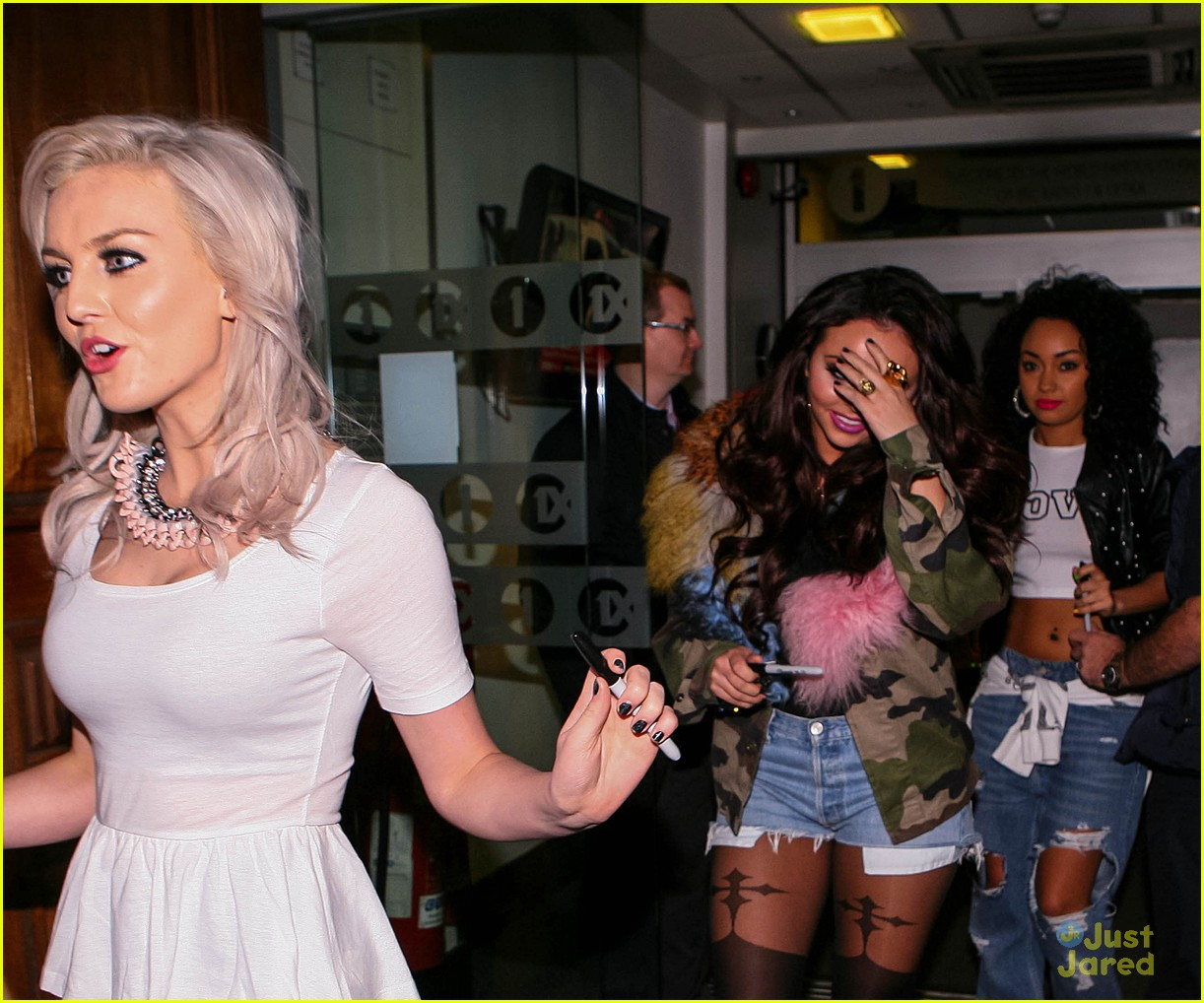 little mix bbc studios 07