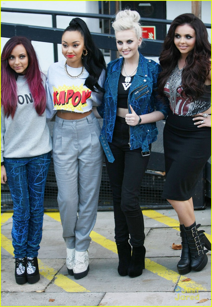 little mix do oop itv 03