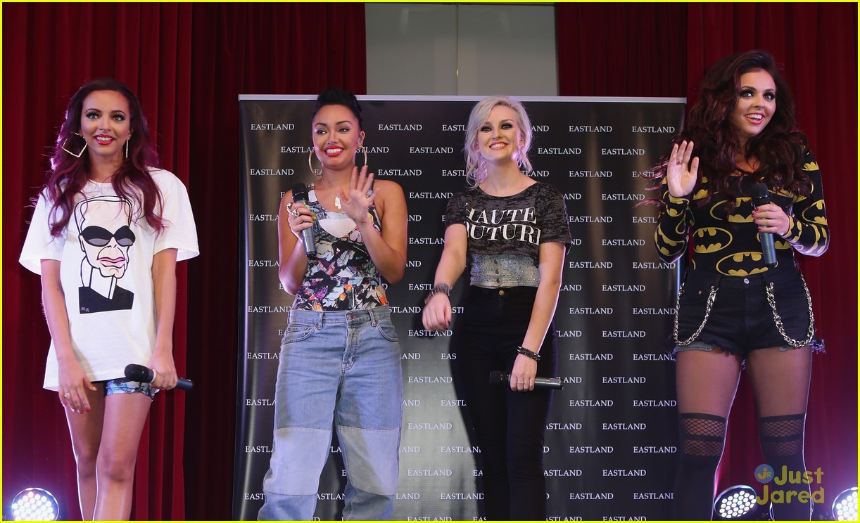 little mix melbourne stop 15