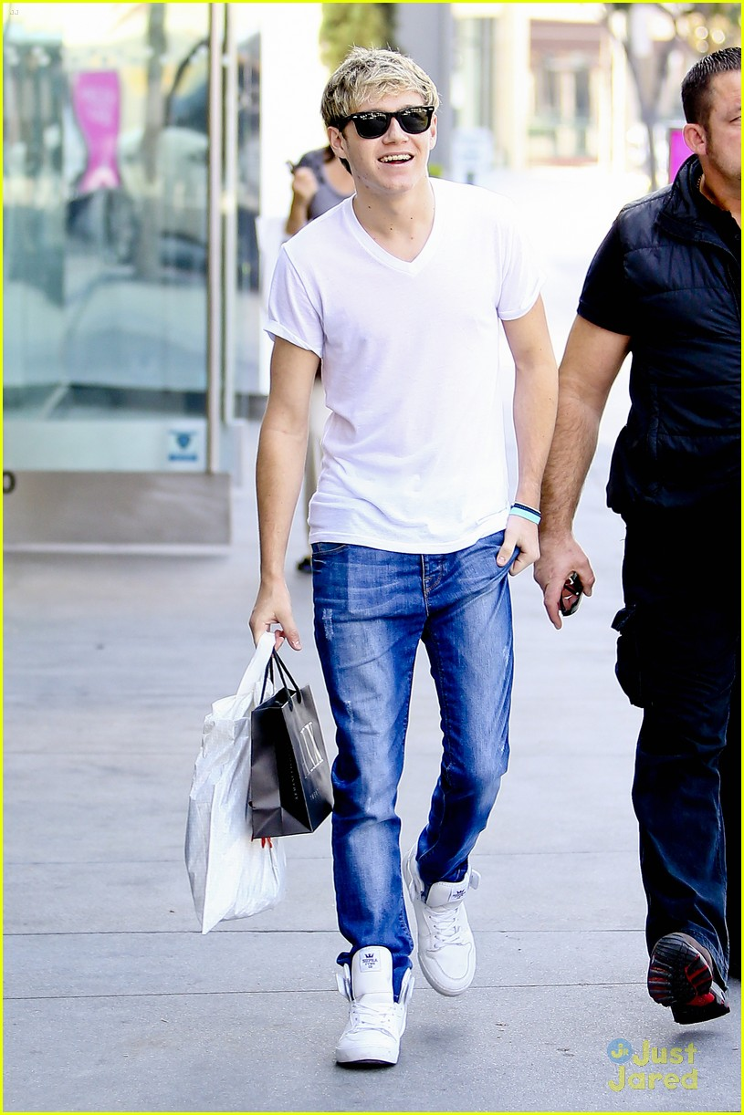 niall horan hm shopper 14