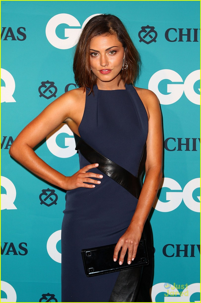 phoebe tonkin gq men awards 05
