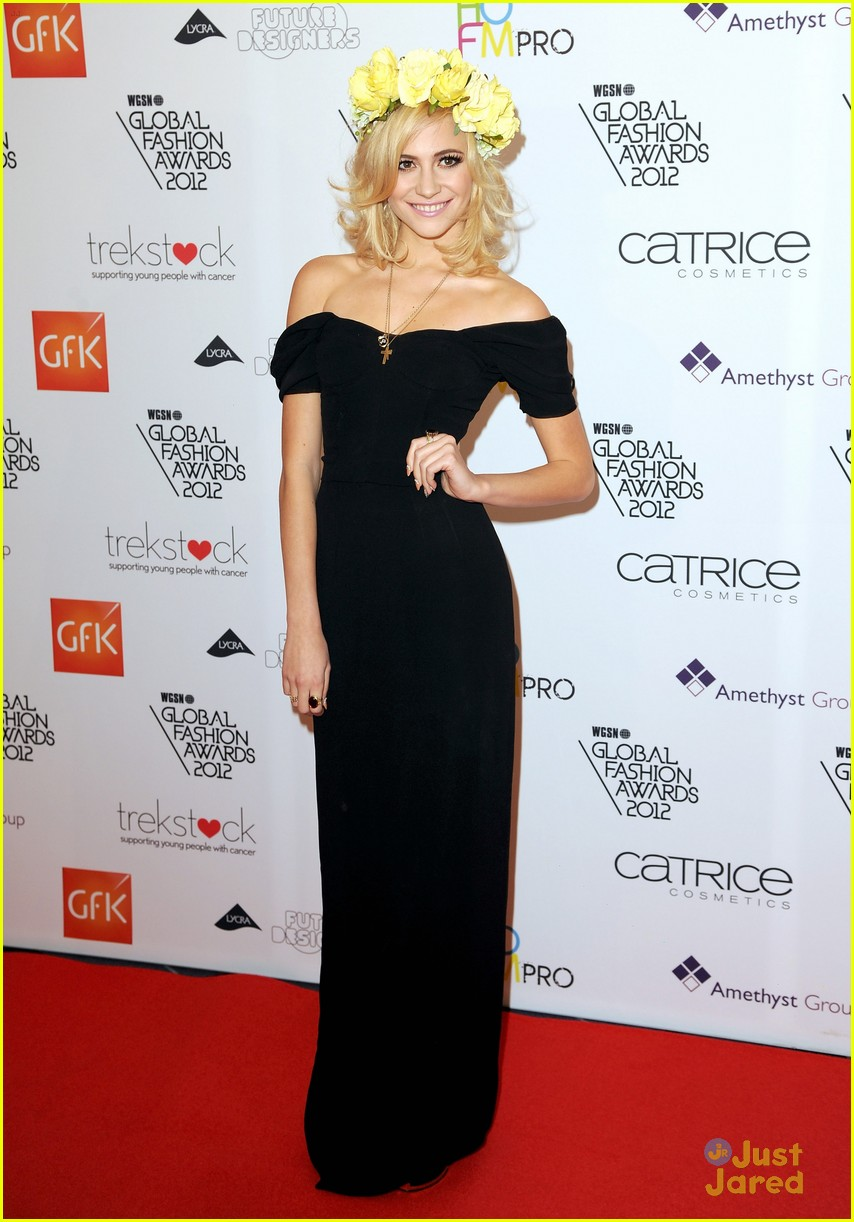 pixie lott global fashion awards 05