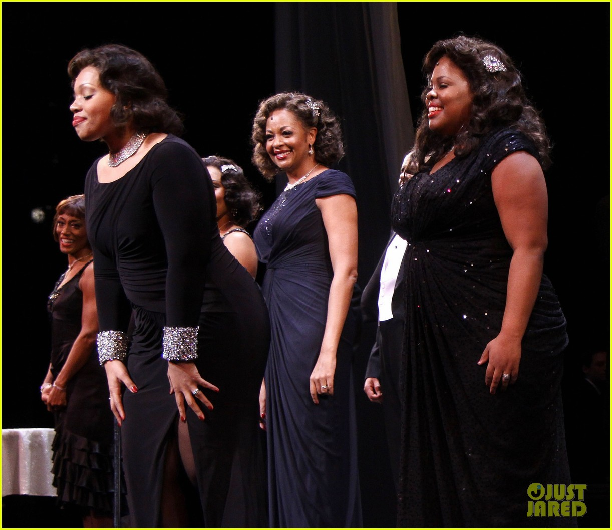 amber riley cotton club parade star 18
