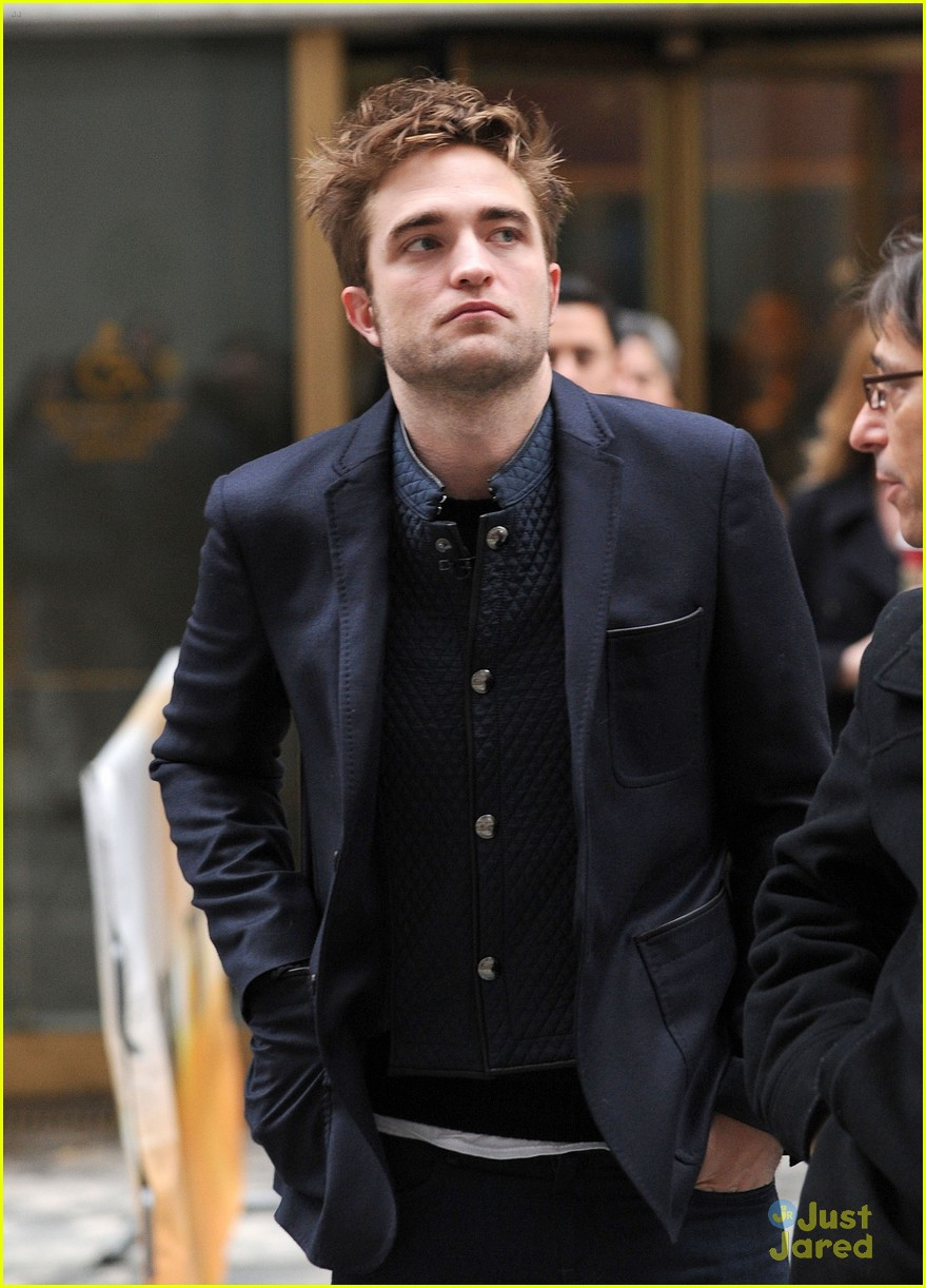 rob pattinson today show stop 06