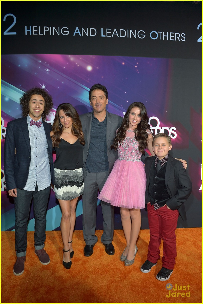 jackson brundage ryan newman halo awards 15