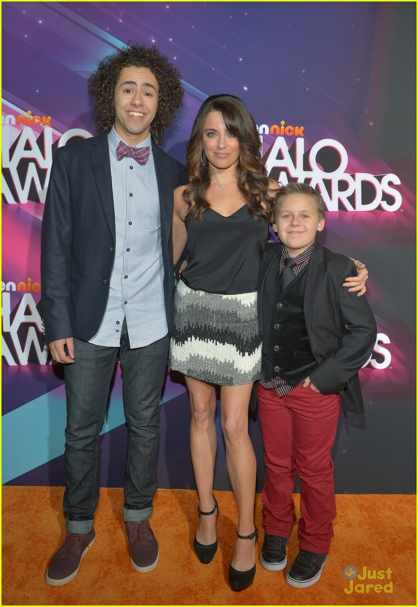 jackson brundage ryan newman halo awards 16