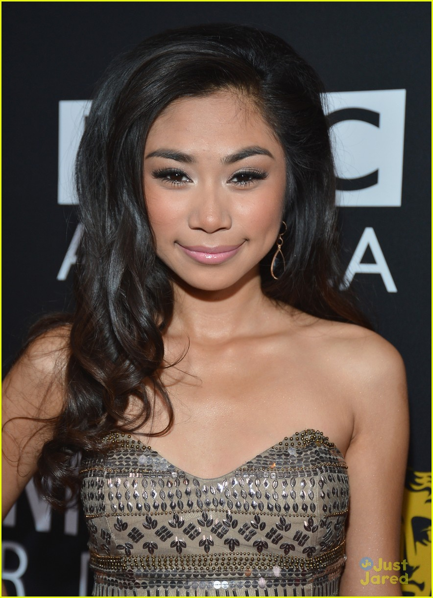 jessica sanchez britania awards 07