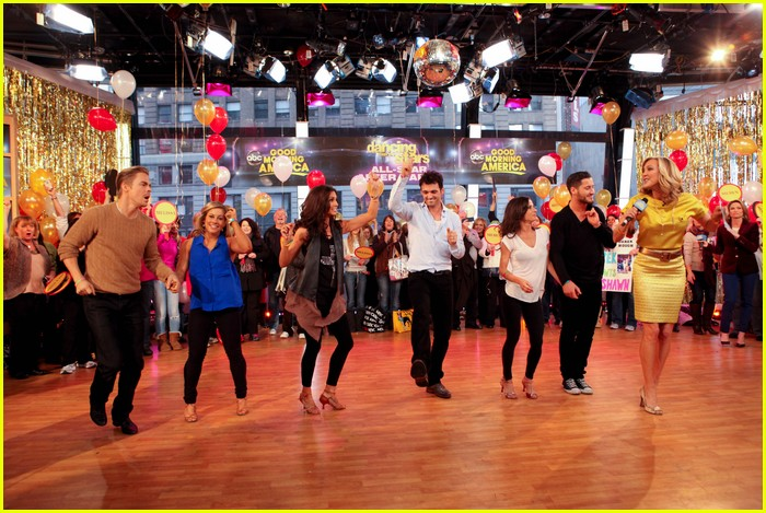 shawn johnson derek hough gma 12