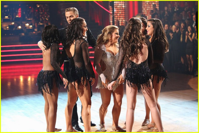 shawn johnson derek hough second dwts 11