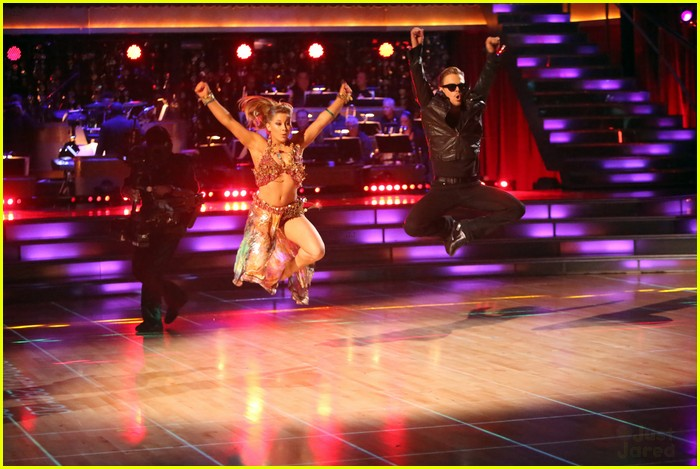 shawn johnson derek hough bad dwts 13