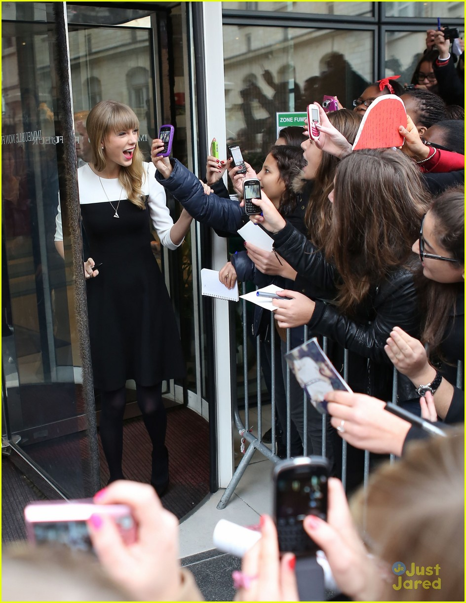 taylor swift nrj paris 14