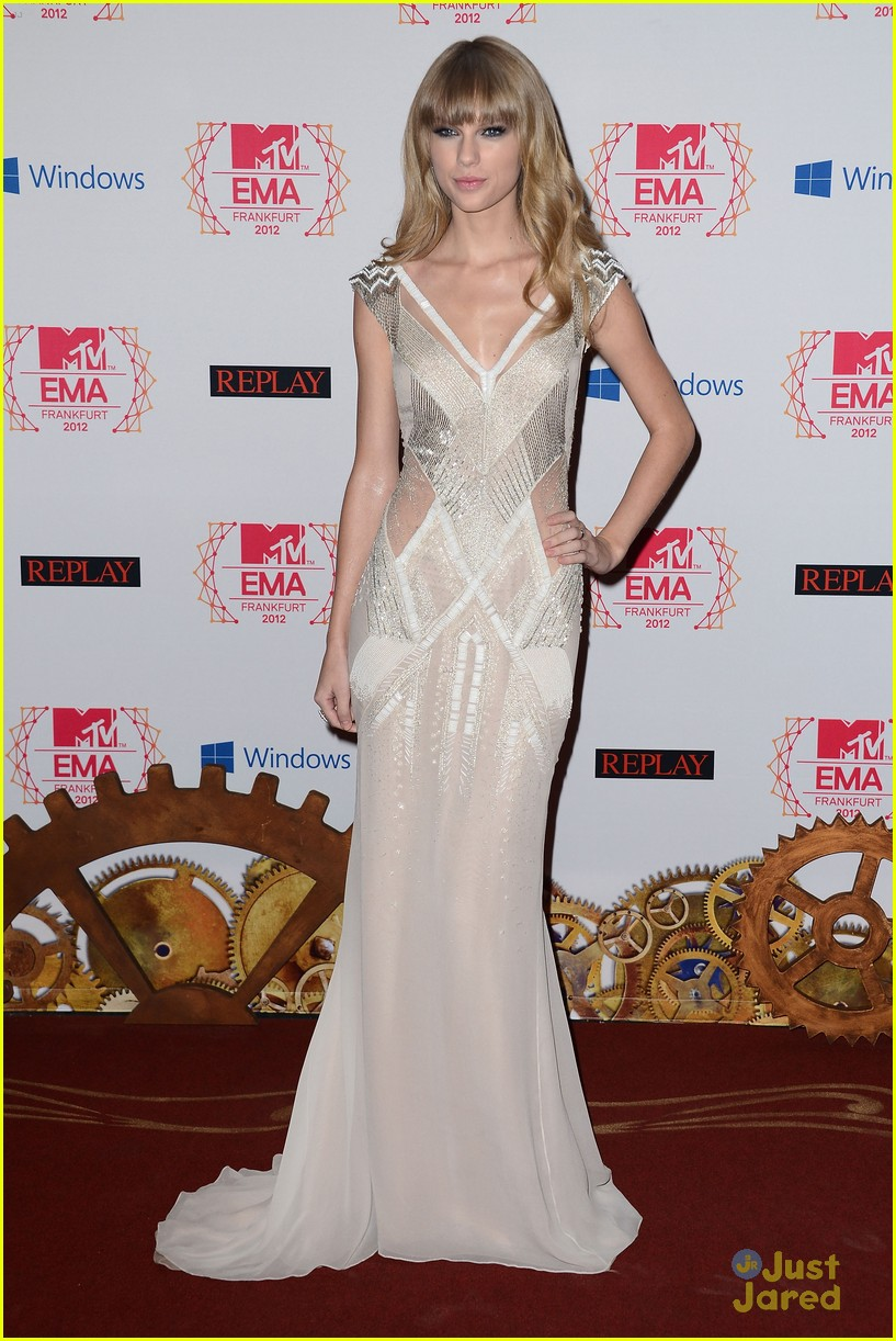 taylor swift 2012 mtv emas 10