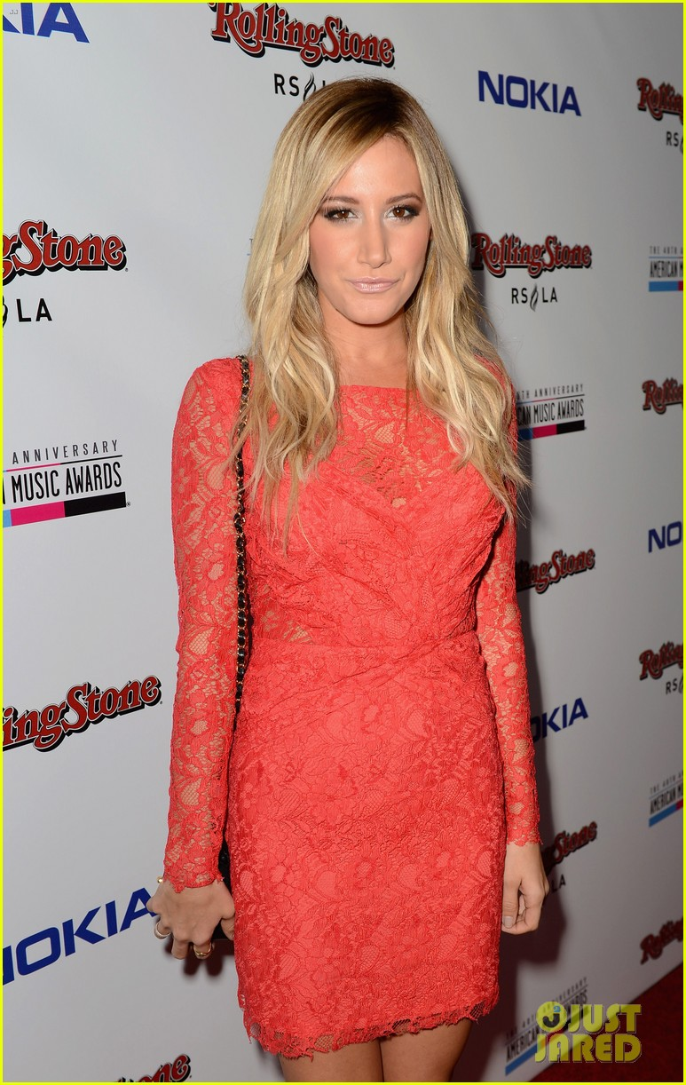 ashley tisdale rolling stone ama after party 09