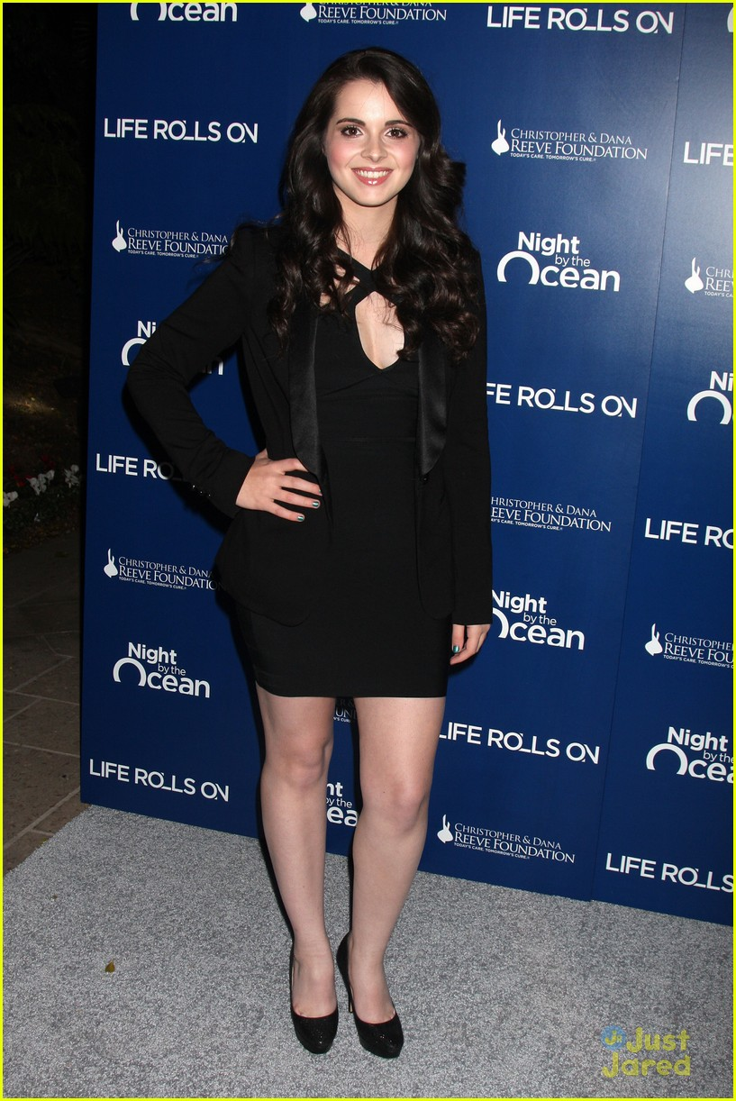 vanessa laura marano life rolls on 15