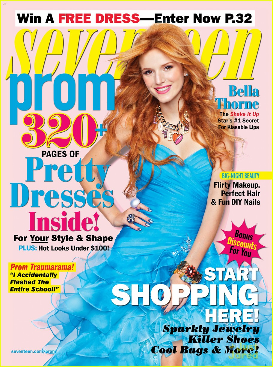 bella thorne zendaya 17 prom covers 01