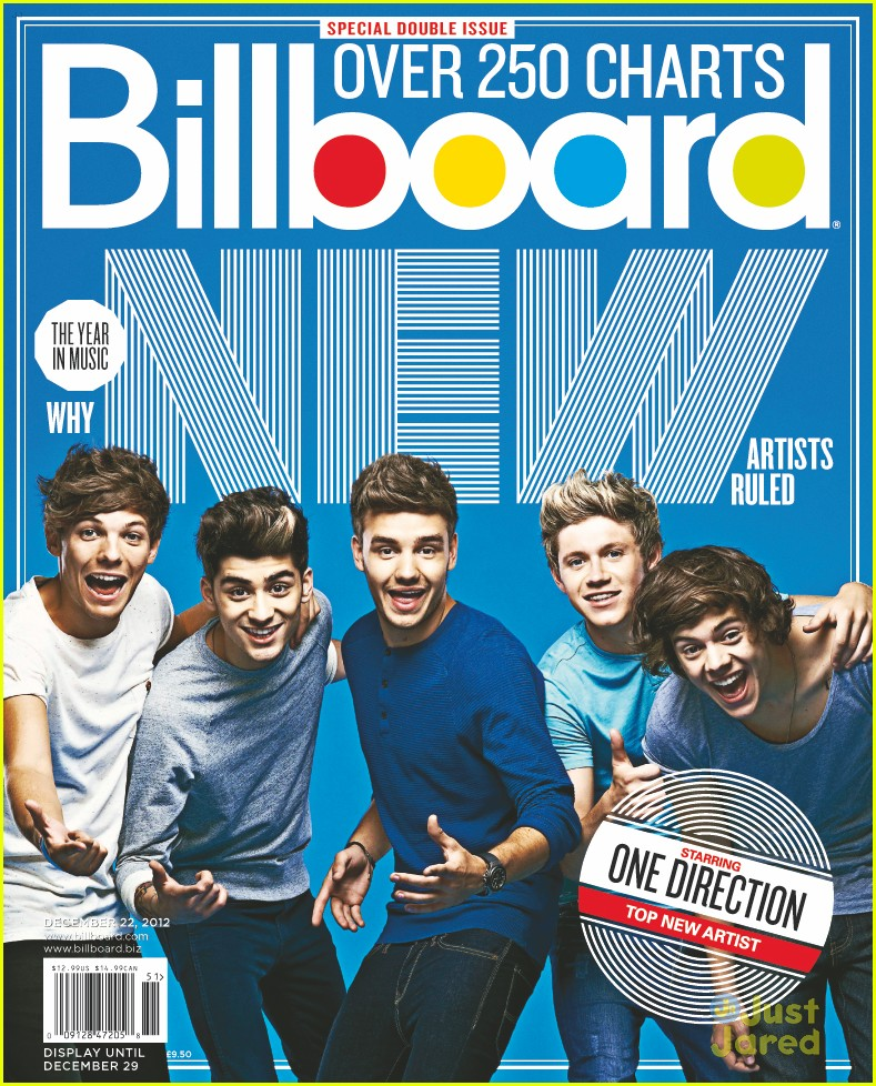 one direction billboard cover 01