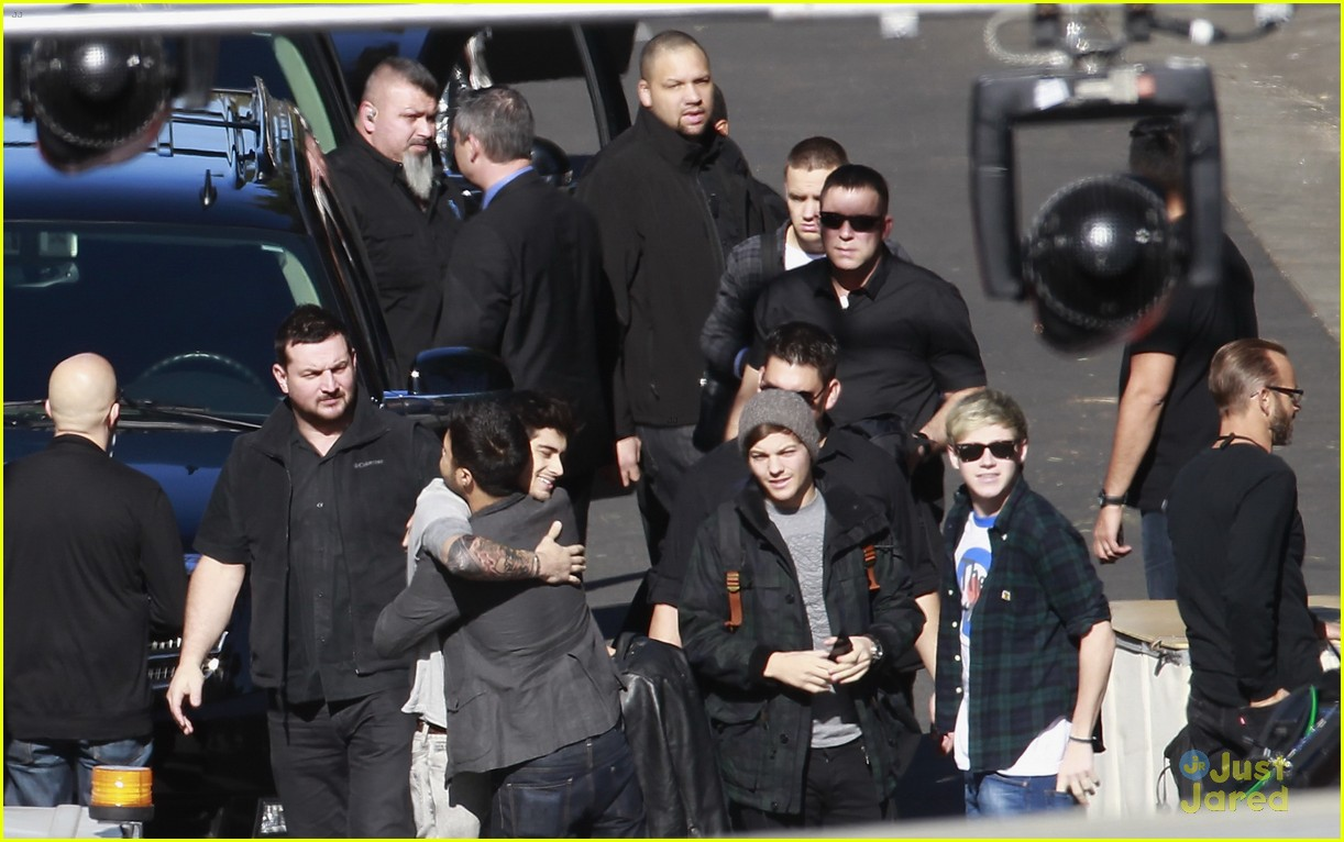 one direction xfactor arrival 04