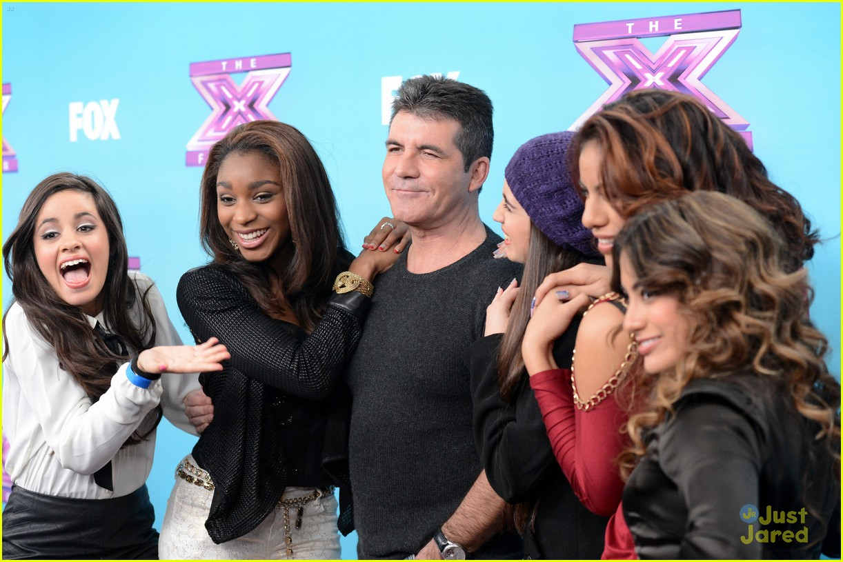 fifth harmony xfactor conference 02